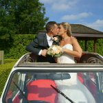 newly wed in 2cv
