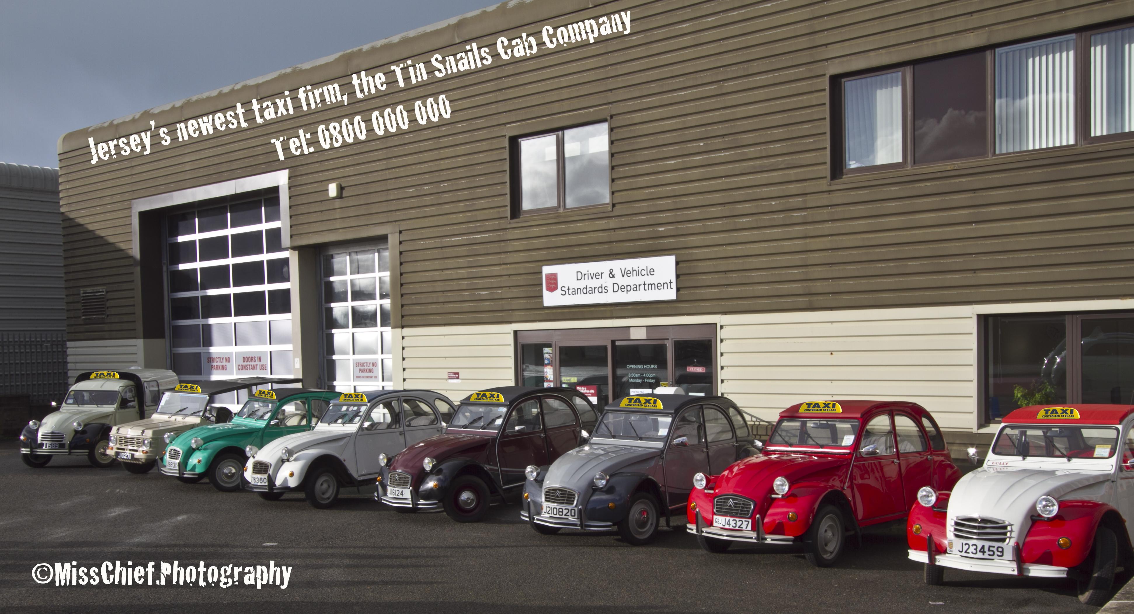 The tin snail Company